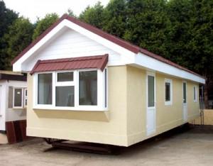 mobilūs namai