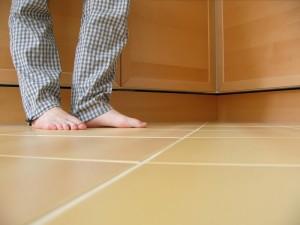 namų grindys